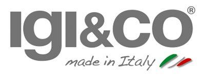 igi&co logo by Macchi Calzature